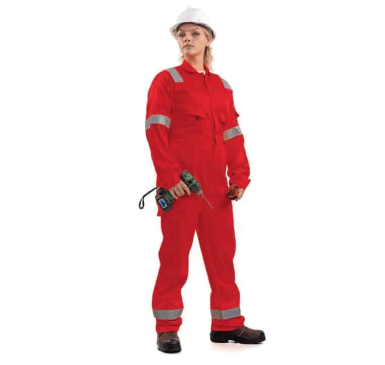 Damen Overall Regulär Arbeit Arbeits Anzug Workforce Overall